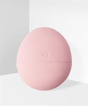 Розовый вибромассажер Unbound Bean