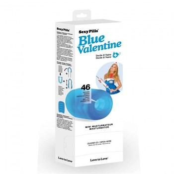 Голубой мастурбатор Blue Valentine