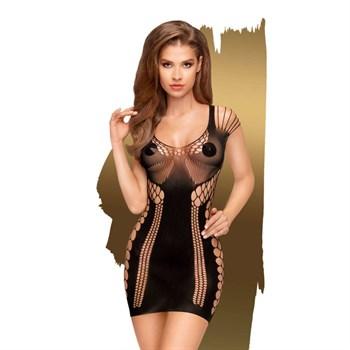 Обольстительное коротенькое платье Juicy poison
