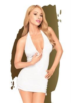 Откровенное мини-платье Earth-shaker