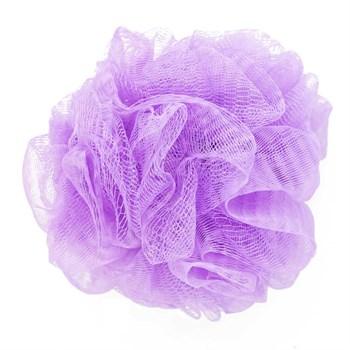 Фиолетовая губка для ванны с вибропулей Vibrating Bath Sponge