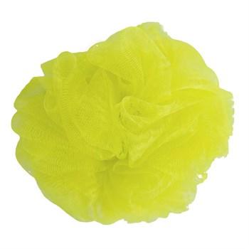 Желтая губка для ванны с вибропулей Vibrating Bath Sponge