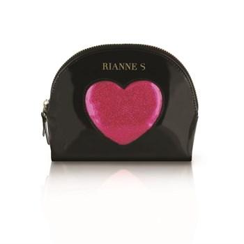 Черно-розовый эротический набор Kit d Amour