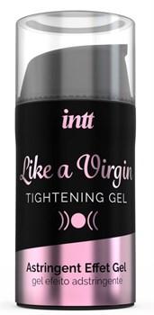 Интимный гель с сужающим действием Like a Virgin - 15 мл.