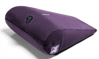 Фиолетовая малая подушка для любви R-Axis Magic Wand с отверстием под вибратор
