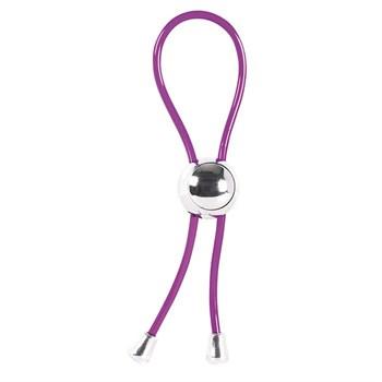 Фиолетовое утягивающее лассо HARD TO PLEASE