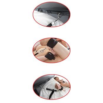 Набор для бондажа на кровати Ultimate Bed Restraint System
