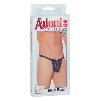 Мужские трусы-стринги Adonis Tie Up Pouch со шнуровкой