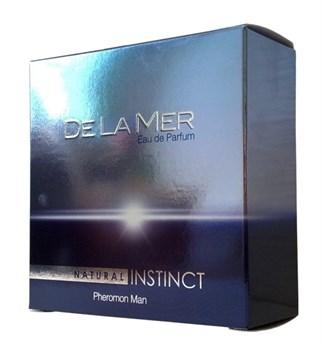 Мужскую парфюмерную воду Natural Instinct De La Mer - 75 мл.