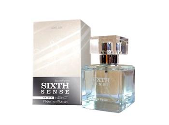 Женские духи с феромонами Natural Instinct Lady lux Sixth Sence - 100 мл.