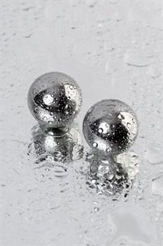 Вагинальные гладкие шарики из металла