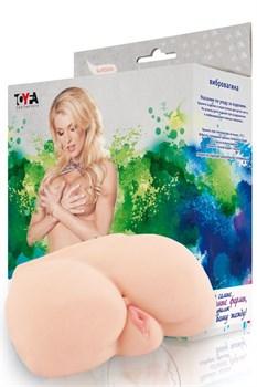 Пышная попка и вагина с вибрацией MONIQUE