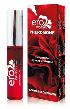 Духи с феромонами для женщин Erowoman №5 - 10 мл.