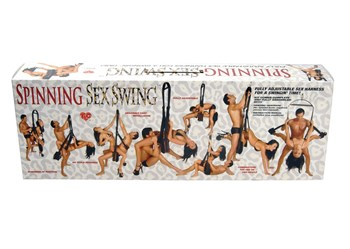 Качели с растяжением Wild S.E.X. Collection Spinning Sex Swing