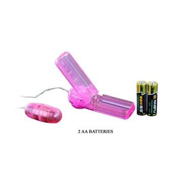 Мастурбатор-вагина с виброяичком на пульте управления