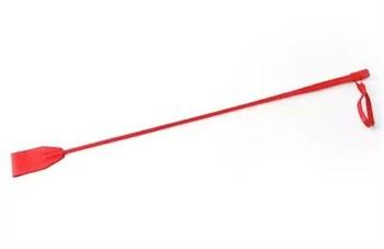 Плетеный красный стек - 70 см.