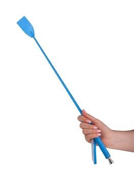 Голубой стек с деревянной ручкой - 70 см.