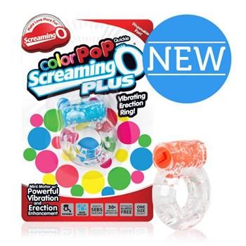 Виброкольцо Color pop