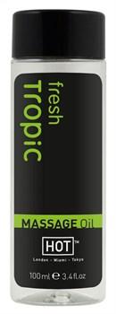 Массажное масло для тела Tropic Fresh - 100 мл.