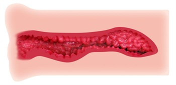Мастурбатор-вагина без вибрации Nara