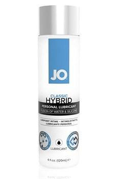 Водно-силиконовый лубрикант JO CLASSIC HYBRID - 120 мл.