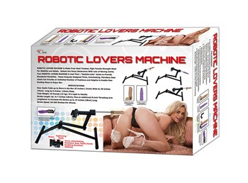 Секс-машина Robotic Lovers