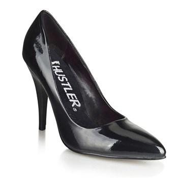 Черные туфли на шпильке Classic