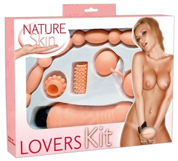Набор для пар Nature Skin Lovers Kit