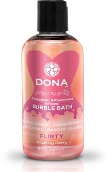 Пена для ванн DONA Flirty Blushing Berry - 240 мл.