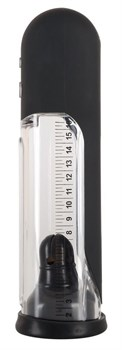 Автоматическая вакуумная помпа для пениса Rebel Automatic Pump