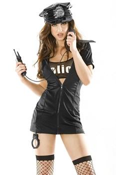 Эротический костюм Wild Police