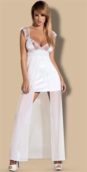 Двухслойная сорочка в пол  Feelia gown