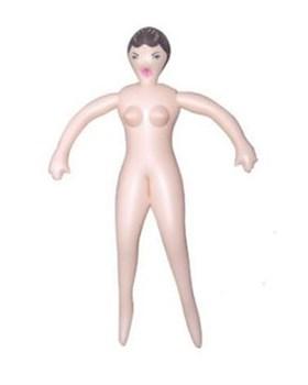 Обворожительная кукла с 3 любовными отверстиями