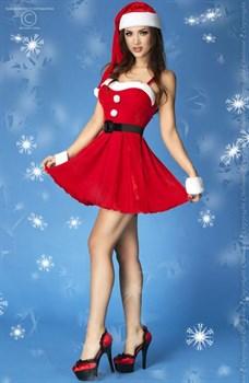 Эротичное платье снегурочки