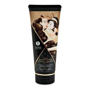 Массажный крем для тела с ароматом шоколада Intoxicating Chocolate - 200 мл.
