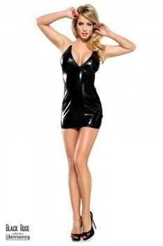 Платье Veronique 3 с эффектом мокрой ткани