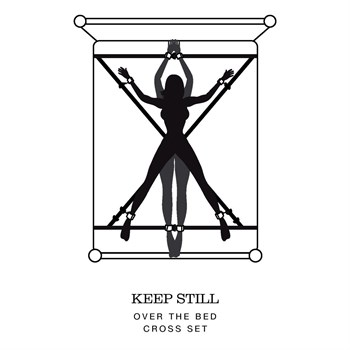Набор для связывания на кровати Keep Still