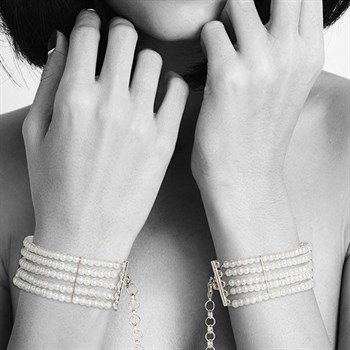 Дизайнерские наручники Plaisir Nacre Bijoux