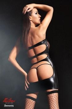 Мини-платье Dagmar с вырезами на спинке и попке