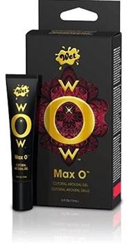 Клиторальный гель Wet wOw Max - 15 мл.