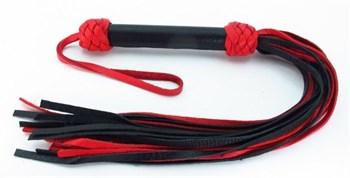 Черно-красная плеть  Турецкие головы  - 57 см.