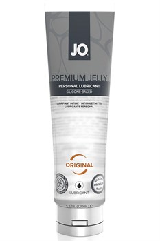 Лубрикант на силиконовой основе JO PREMIUM JELLY ORIGINAL - 120 мл.