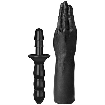Рука для фистинга The Hand with Vac-U-Lock Compatible Handle - 42 см.