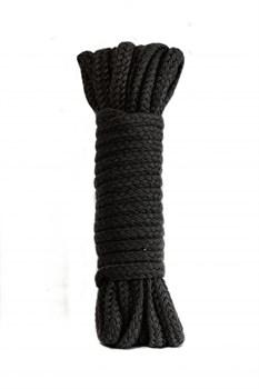 Черная веревка Bondage Collection Black - 3 м.