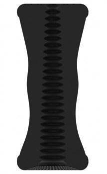 Чёрный мастурбатор-труба Stroker No.23