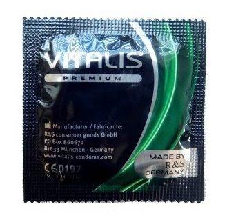 Презерватив VITALIS Comfort plus анатомической формы - 1 шт.