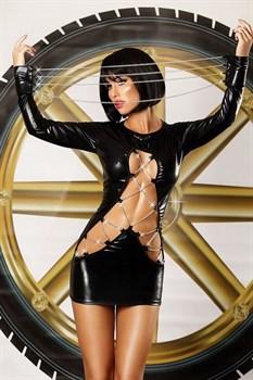 Платье с цепочками на животике Dash dress