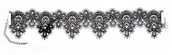 {{photo.Alt || photo.Description || 'Ажурное ожерелье-чокер Delicati pizzi'}}