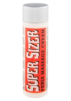 Крем для массажа пениса Super Sizer Lavetra - 200 мл.
