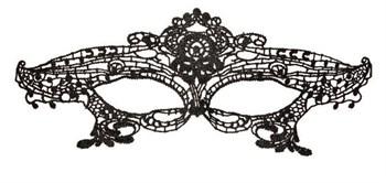 Нитяная маска в форме диадемы